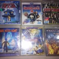 DVD Bluray 3D Original