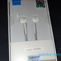 Earphone Headset Handsfree Vivo XE680 Ori Vivo V5 HIFI Original 100%