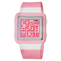 Casio Standard LDF-20-4AVDR - Poptone - Ladies Watch - Resin Band