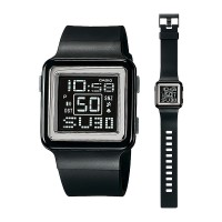 Casio Standard LDF-20-1AVDR - Poptone - Ladies Watch - Resin Band