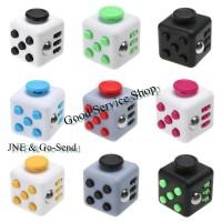 Fidget Cube Permainan Anak Semua Umur Games Game Premium Toys Mantep