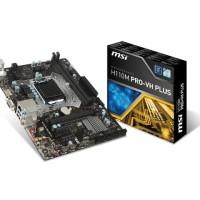MSI H110M-PRO VH PLUS (Socket 1151 DDR4)