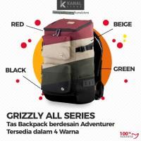 Jual Tas Ransel Backpack & Laptop Pria | RAYLEIGH GRIZZLY | Model Terbaru Murah