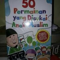50 Permaianan yang disukai Anak Muslim
