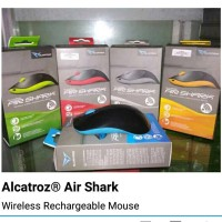 Alcatroz Rechargeable Wireless Mouse AIRSHARK