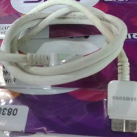 Kabel Data Samsung Note 3 l S5 Original Bawaan hp.100% Ori (Second)