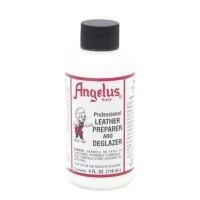 Angelus Leather Preparer and Deglazer 4 oz / 118 ml