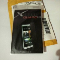 Clear HD XtremeGuard HI-DEF Screen Protector Skin For GPS Garmin Monte