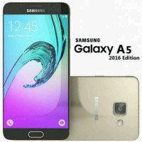 SAMSUNG GALAXY A5 2016 GOLD SECOND BEKAS