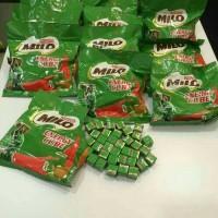 Milo Cube / Milo Energy Cubes Packing Asli isi 50 pcs