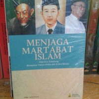 Buku Menjaga Martabat Islam | Toko Buku Aswaja Surabaya