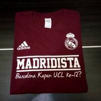 Kaos Madridista / Barcelona Kapan UCL ke-12