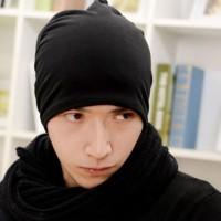 Jual Topi Kupluk Unisex Bahan Kain ~ Stylish Beanie Hat  Murah