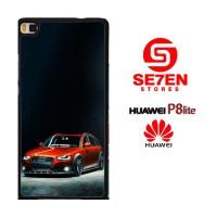 Casing HP HUAWEI P8 LITE Slammed Audi A4 Allroad Custom Hardcase Cover