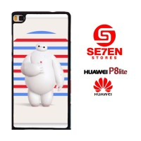 Custom Casing HP HUAWEI P8 LITE anime big hero 6 baymax Cover