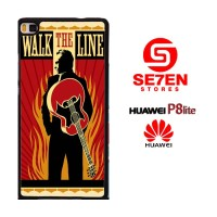 Casing HP HUAWEI P8 LITE Walk the Line Custom Hardcase Cover