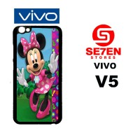 Casing HP VIVO V5 minnie 5 Custom Hardcase Cover