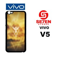 Casing HP VIVO V5 team instinct gold Custom Hardcase Cover