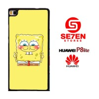 Custom Casing HP HUAWEI P8 LITE spongbob smile Cover