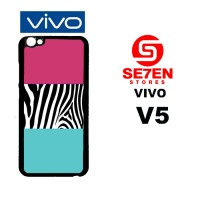 Casing HP VIVO V5 pattern 7 Custom Hardcase Cover