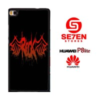 Casing HP HUAWEI P8 LITE rock Custom Hardcase Cover