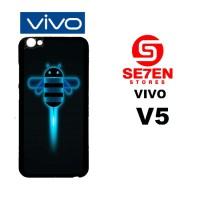 Casing HP VIVO V5 Android fly Custom Hardcase Cover