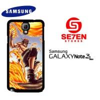 Hardcase Custom Casing Samsung Galaxy Note 3 Neo one piece wallpaper f