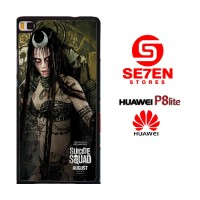 Casing HP HUAWEI P8 LITE suicide squad character Custom Hardcase Cover