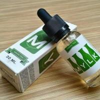 Liquid THE MILKMAN E LIQUID GREEN TEA 30ML Refil Isi Ulang Vape Ori