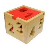 Mainan Kayu Edukatif Kotak Angka 1-9 untuk Anak Usia 4-5 Tahun