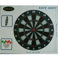 Jual Dart Game Board Safe Shot 16
