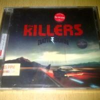 The Killers - Battle Born 2012 ORIGINAL CD NEW Arctic Monkeys Interpol