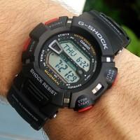 Casio G-Shock G-9000-1V Mudman Original