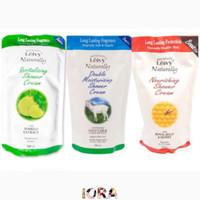 Jual Leivy Refill Shower Cream 900ml - Refill Sabun Mandi Cair Murah