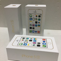 Box iPhone 5s Gold full accessories