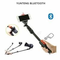 Tongsis Bluetooth Yunteng 1288 untuk kamera SLR,gopro,Hp,action cam