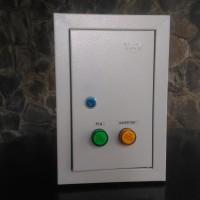 Panel Switch PLN-Inverter 220V Fitur Switch Batere Charge -Panel Besar