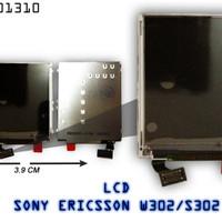 [001310] LCD SE W302/S302