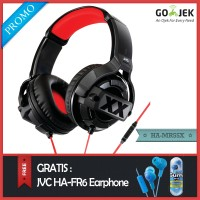 PROMO JVC HA-MR55X XX Headphone - Gratis JVC HA-FR6 Original