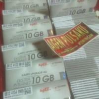 agen kartu perdana upgrade 4G telkomsel OTA dari loop, simpati dan as