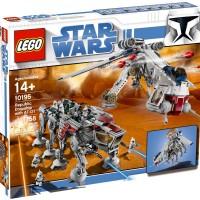 LEGO 10195 - UCS Star Wars Republic Dropship With AT-OT Walker