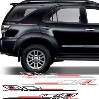 harga Stiker Mobil Body Samping Trd Sportivo List Belakang Sticker Tokopedia.com