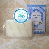 Jual best produkk GLUTA PURE MILK SOAP by WINK WHITE JAMIN ORIGINAL Murah