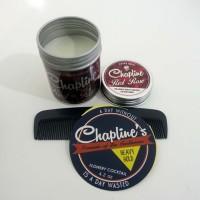 Chapline Hair Wax Super Hold Low Shine 100g Pomade Wax