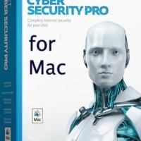 Jual Software ESET Cyber Security Pro 6 mac Murah