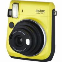 Island Blue Instant Camera Kamera Fujifilm Instax Mini 70