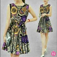 Jual jessica bohemian embroidery dress Murah