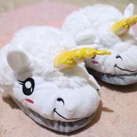 Slipper Unicorn Sendal Tidur Totoro