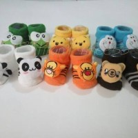 Jual 3D Baby Socks - Kaos Kaki 3D Bayi Kartun - Disney Boy/Girl Murah
