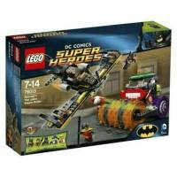 LEGO 76013 BATMAN & THE JOKER STEAM ROLLER